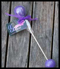 G- Spot lollipop  double pop