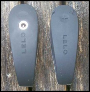 Control Buttons on LELO Tor 2